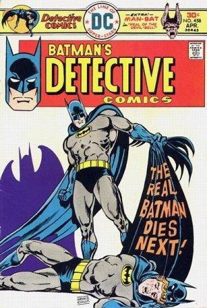 Batman - Detective Comics # 458