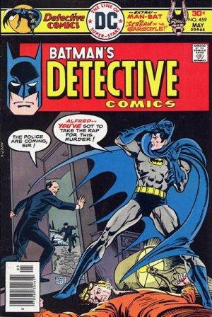 Batman - Detective Comics # 459