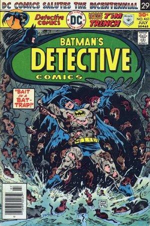 Batman - Detective Comics # 461