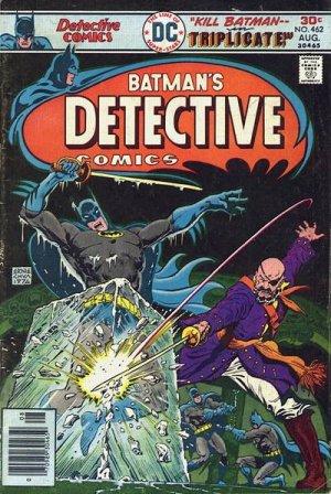 Batman - Detective Comics # 462