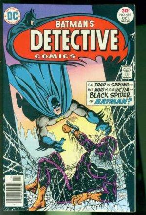 Batman - Detective Comics # 464