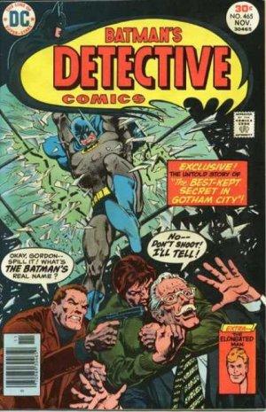 Batman - Detective Comics # 465