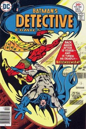 Batman - Detective Comics # 466