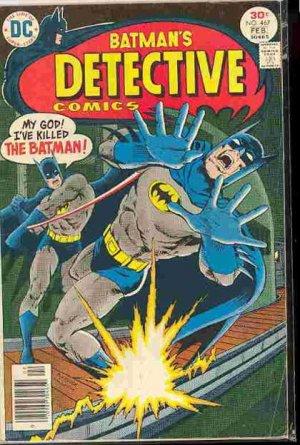 Batman - Detective Comics # 467