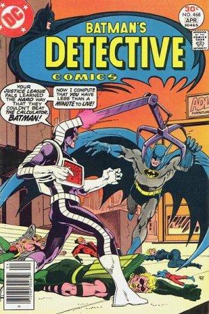 Batman - Detective Comics # 468 Issues V1 (1937 - 2011)