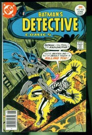 Batman - Detective Comics # 470 Issues V1 (1937 - 2011)