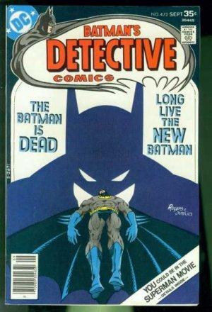 Batman - Detective Comics # 472 Issues V1 (1937 - 2011)