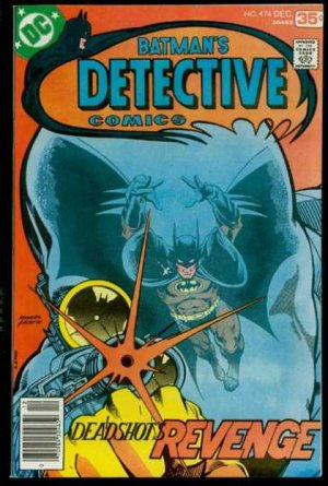 Batman - Detective Comics # 474 Issues V1 (1937 - 2011)
