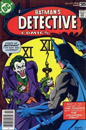 Batman - Detective Comics # 475 Issues V1 (1937 - 2011)