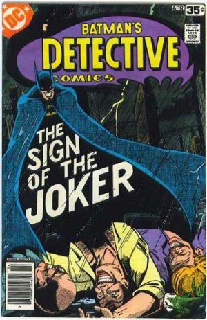 Batman - Detective Comics # 476 Issues V1 (1937 - 2011)
