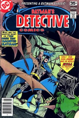 Batman - Detective Comics # 477 Issues V1 (1937 - 2011)