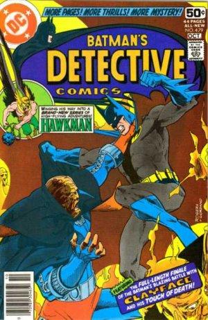 Batman - Detective Comics # 479 Issues V1 (1937 - 2011)