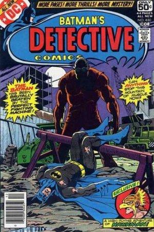 Batman - Detective Comics # 480