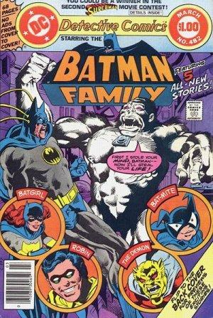 Batman - Detective Comics # 482