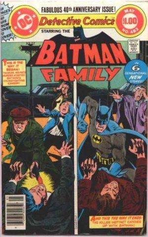 Batman - Detective Comics # 483