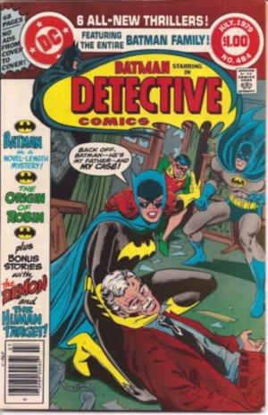 Batman - Detective Comics # 484