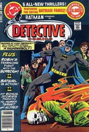 Batman - Detective Comics # 486