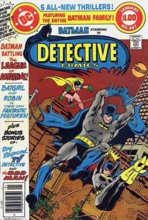 Batman - Detective Comics # 487