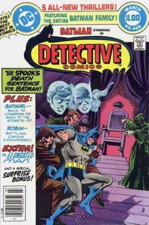 Batman - Detective Comics # 488