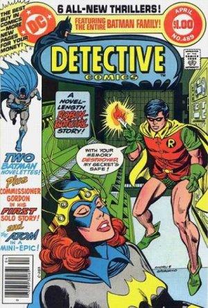 Batman - Detective Comics # 489
