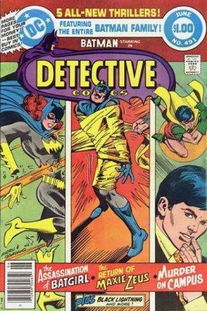 Batman - Detective Comics # 491