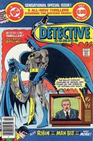 Batman - Detective Comics # 492