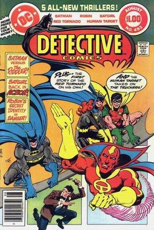 Batman - Detective Comics # 493