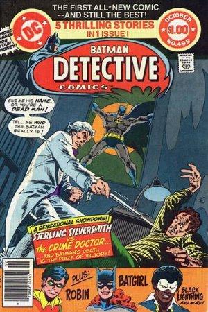 Batman - Detective Comics # 495