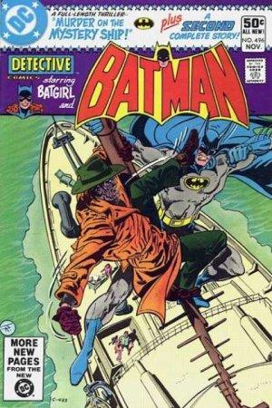 Batman - Detective Comics # 496