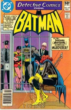 Batman - Detective Comics # 497