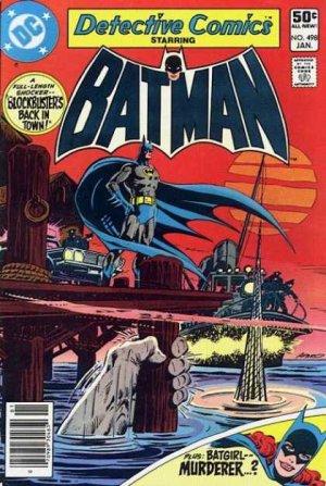 Batman - Detective Comics # 498