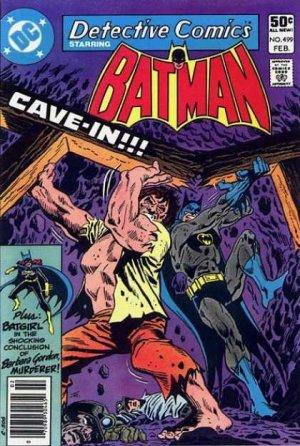 Batman - Detective Comics # 499