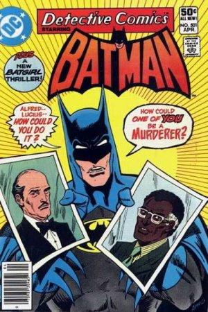 Batman - Detective Comics # 501
