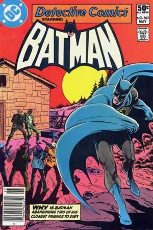 Batman - Detective Comics # 502