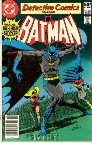 Batman - Detective Comics # 503