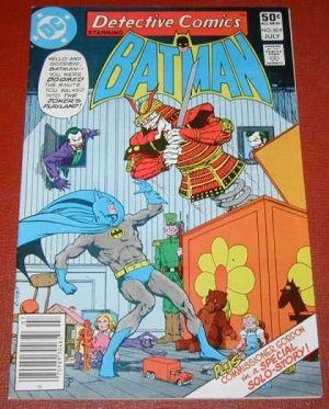 Batman - Detective Comics # 504