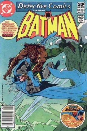 Batman - Detective Comics # 505