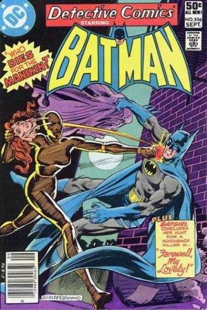 Batman - Detective Comics # 506