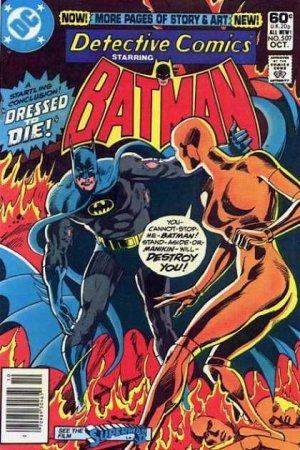 Batman - Detective Comics # 507