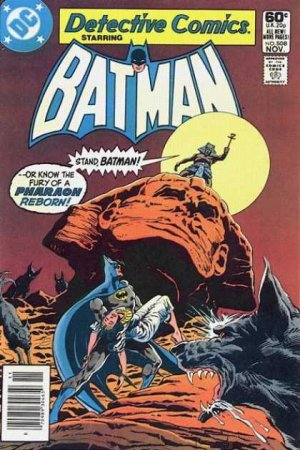 Batman - Detective Comics # 508