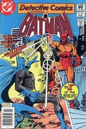 Batman - Detective Comics # 511