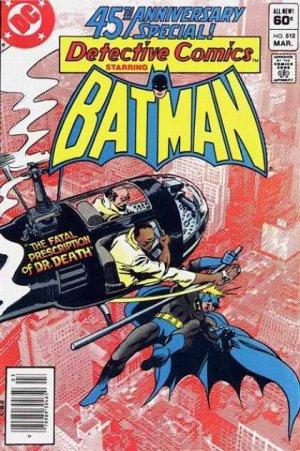 Batman - Detective Comics # 512