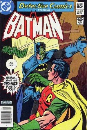 Batman - Detective Comics # 513