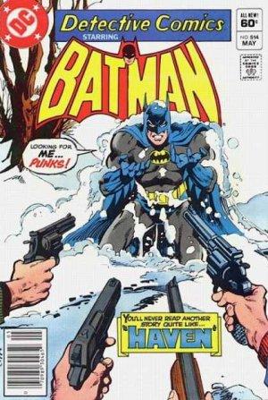 Batman - Detective Comics # 514