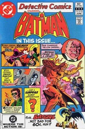 Batman - Detective Comics # 515