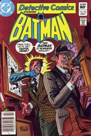Batman - Detective Comics # 516