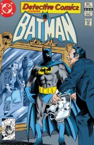 Batman - Detective Comics # 517