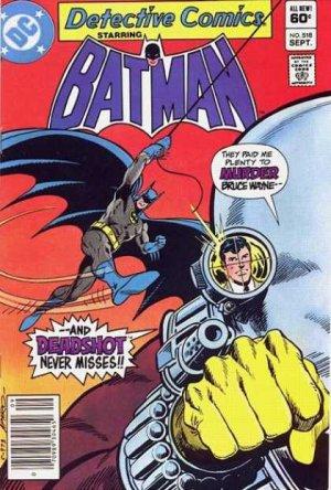 Batman - Detective Comics # 518