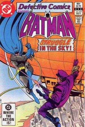 Batman - Detective Comics # 519