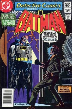 Batman - Detective Comics # 520